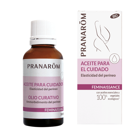 Oli massatge perineal Pranarom