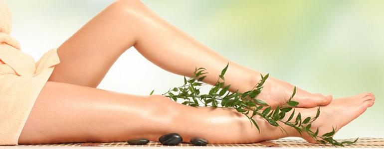 Teràpies naturals per a les cames cansades