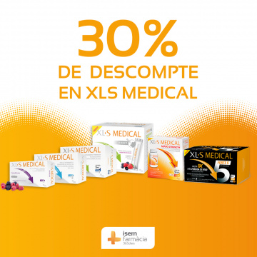 30% de descompte en XLS Medical