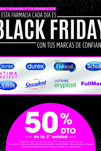 Black Friday en marques de confiança
