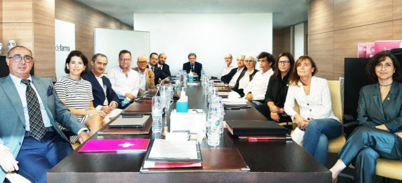 Consell Rector Fedefarma 2020