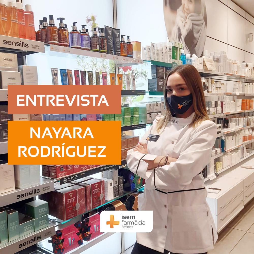 Entrevista a la Nayara Rodríguez