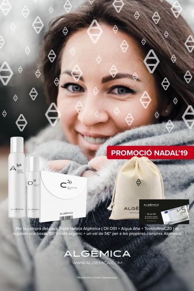 Promoció ALGEMICA Triple Neteja