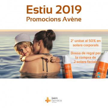 Promocions Avène Estiu 2019