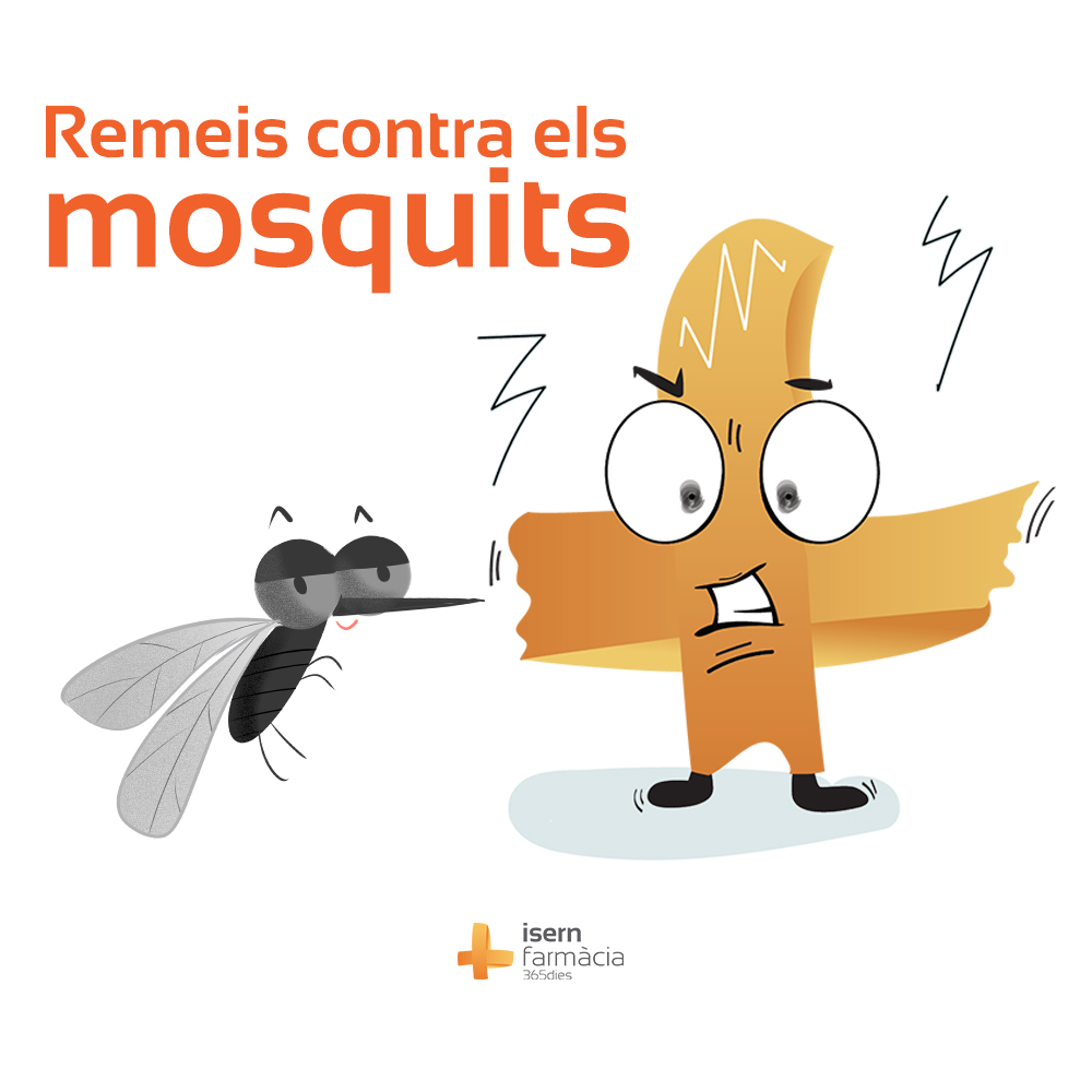 Remeis contra els mosquits