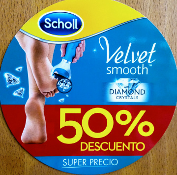 SCHOLL 50% DESCUENTO