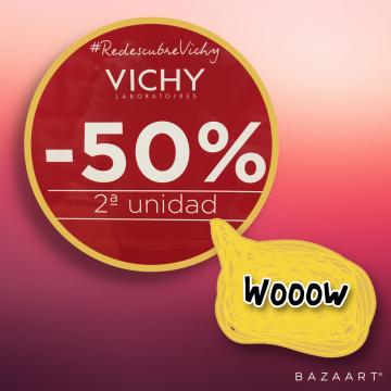 VICHY 2ª UNITAT 50% DESCOMPTE