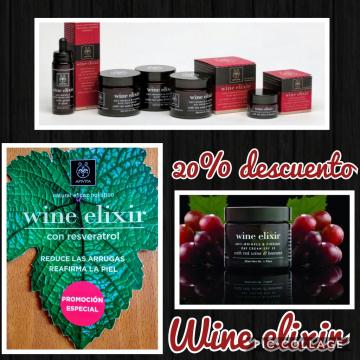 WINE ELIXIR APIVITA 20% DESCOMPTE
