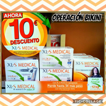 XLS MEDICAL 10€ DE DESCUENTO
