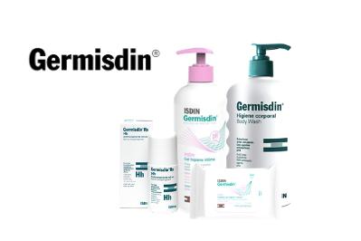 GERMISDIN -50% EN LA 2ª UNIDAD