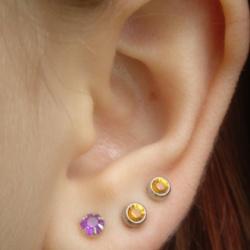 Perforación de orejas