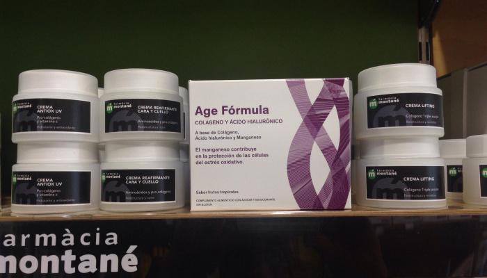 Age Fórmula, la nostra familia de productes propis creix