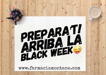 Black Week, la setmana boja!