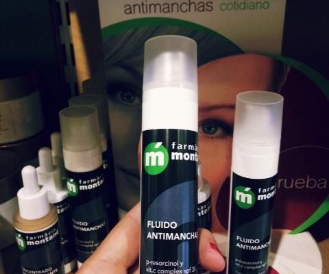 fluido antimanchas Farmàcia Montané