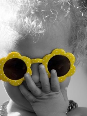 Crema solar, gorra, .... I les ulleres???