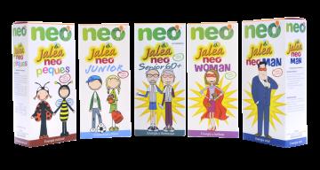 Jalea Neo 40% dte la segona
