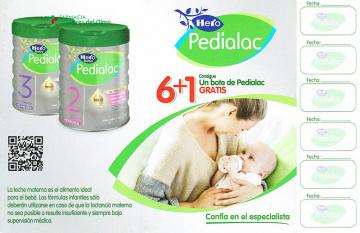 PEDIALAC 6+1