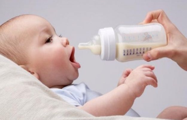 Què és important a la llet de fòrmula pel meu fill?