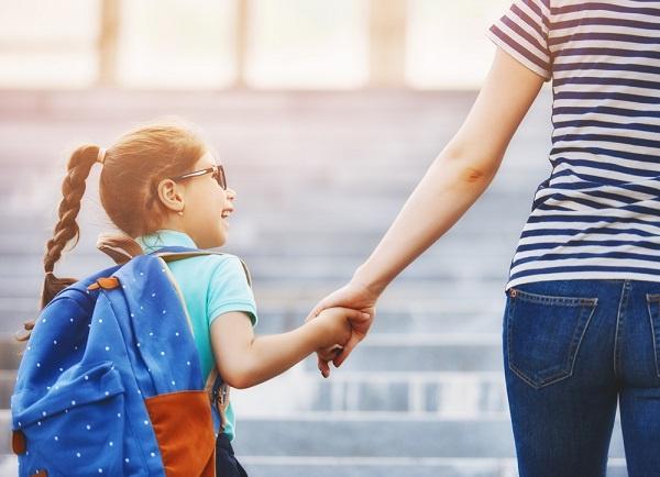Cómo ayudar a tus hijos a tener una vuelta al cole saludable