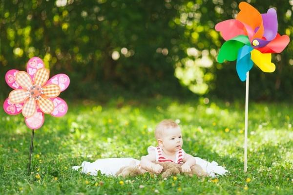 10 consejos para proteger del sol a tu bebé