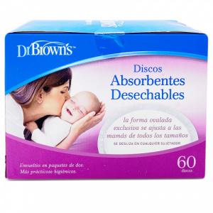 DR Browns Discos lactancia