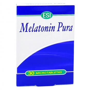 ESI - Melatonina Pura - 30 Microtabletas