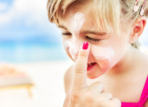 Fotoprotectores infantiles ¿cúal es el mejor para mi hij@?