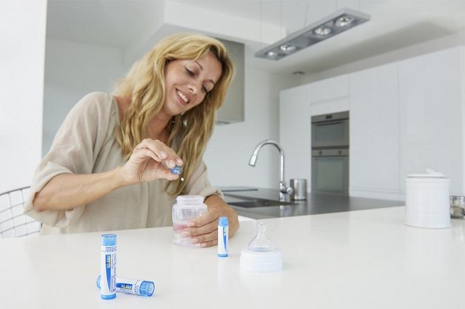 Homeopatía para la mastitis, el absceso y las grietas del pezón
