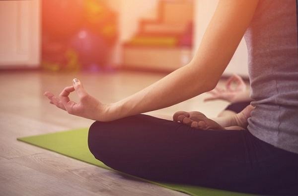 """""""La práctica regular de yoga hace desaparecer el estrés, el insomnio y la ansiedad"""""""