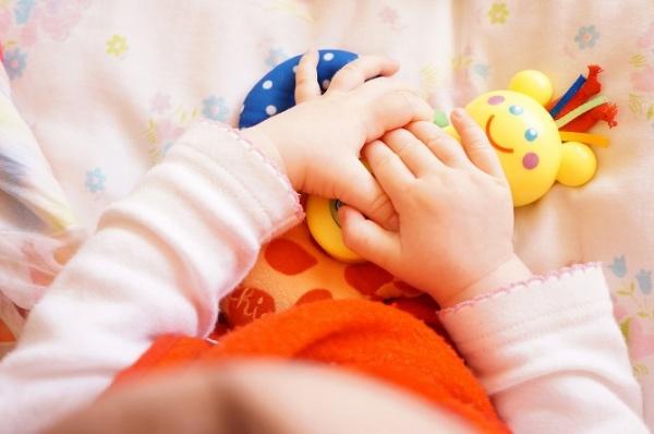 Las etapas del bebé: tres meses