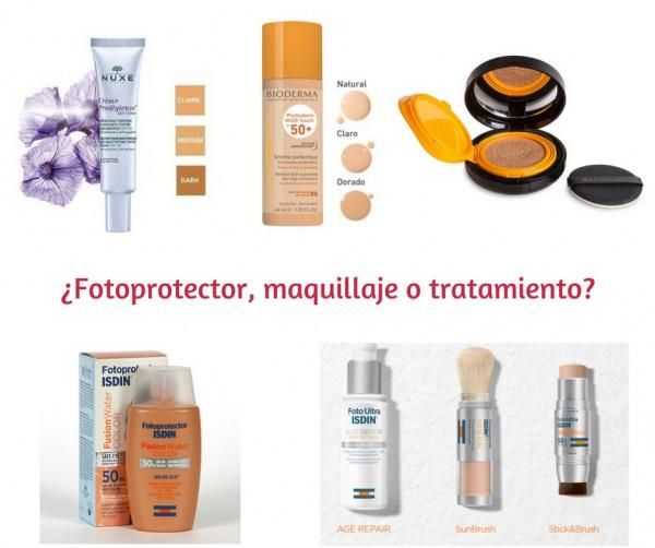 Los mejores protectores solares para sustituir tu maquillaje