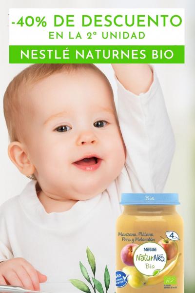 Nestlè Naturnes Bio