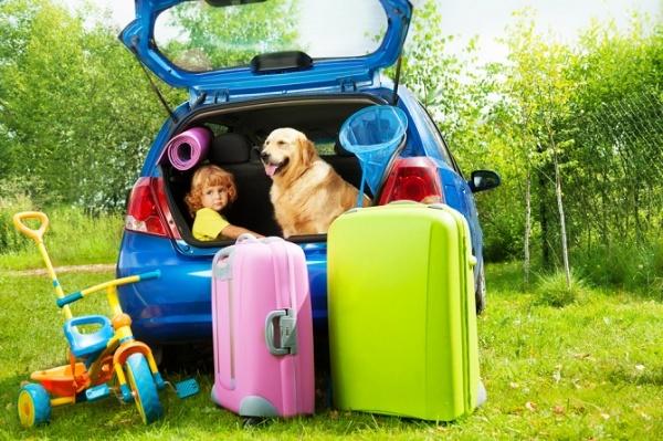 Tu botiquín para viajar con niños pequeños