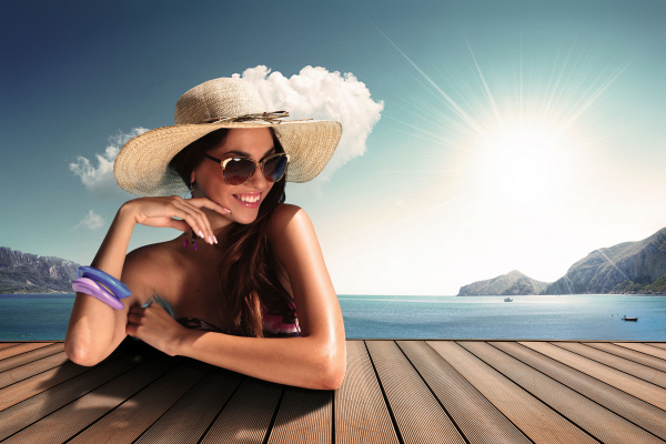 Rutina de 5 pasos para cuidar tu cabello en verano