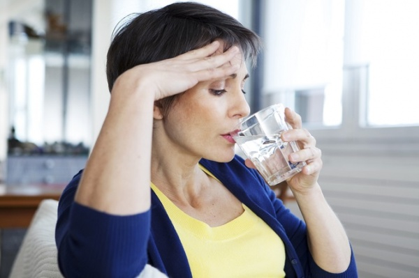 Los sofocos en la menopausia