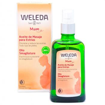 WELEDA Aceite de Masaje Antiestrías - 100ml