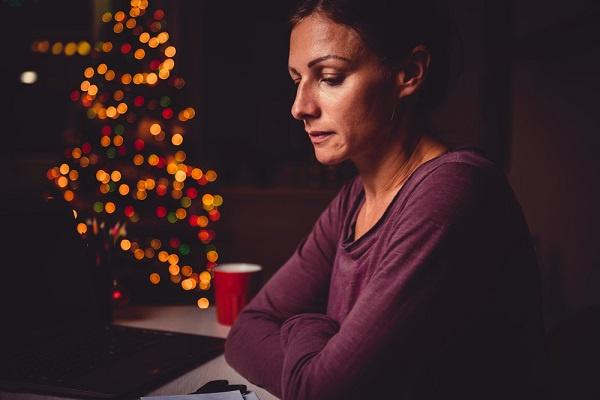 ¿Y si esta Navidad no es alegre para ti?