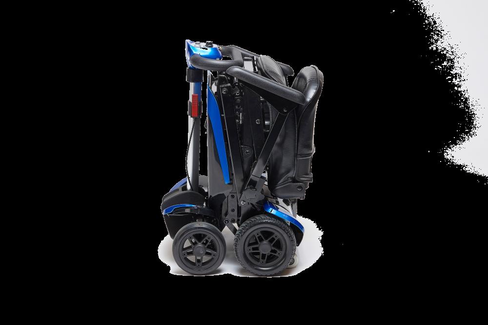 Alquilar una scooter eléctrica plegable en Lloret de Mar
