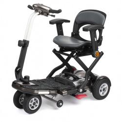 Alquiler scooter eléctrico plegable