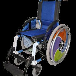 Alquiler silla de ruedas Infantil