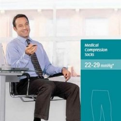 Calcetín compresión JOBST normal for men
