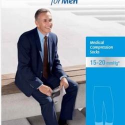 Calcetín compresión ligera JOBST for men
