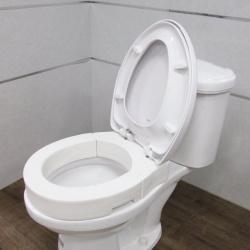Elevador de WC desmontable