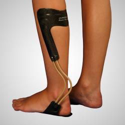 Férula antiequina Dynamic Walk lateral fibra carbono