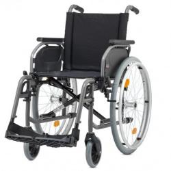 Silla de ruedas acero S-Eco 2