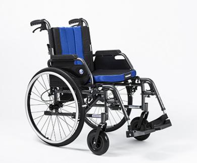 Cadira de rodes d'alumini Eclips X2