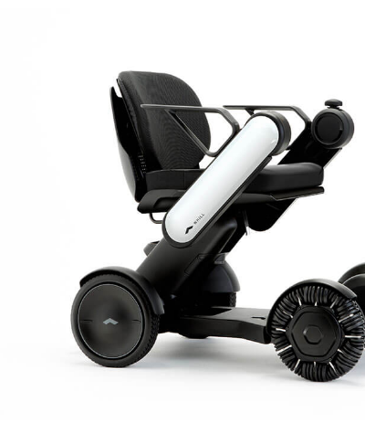 Silla de ruedas eléctrica APEX WHILL Model C