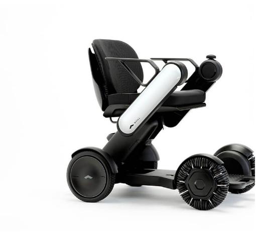 Cadira de rodes elèctrica Whill Model C