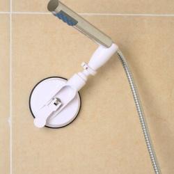 Soporte para el grifo de ducha con ventosa