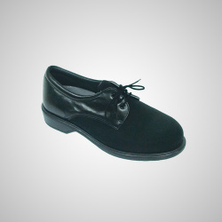 Zapato elastic comfort cordones negro